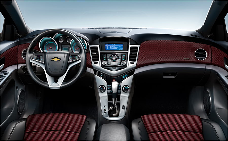 Chevrolet Cruze Interior Design Future Concept Cars